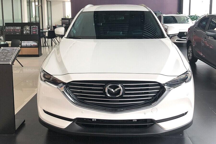 Mazda CX8 Luxury với phong cách sang trọng