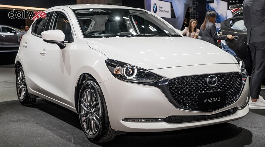 New Mazda 2 Sport thiết kế thể thao
