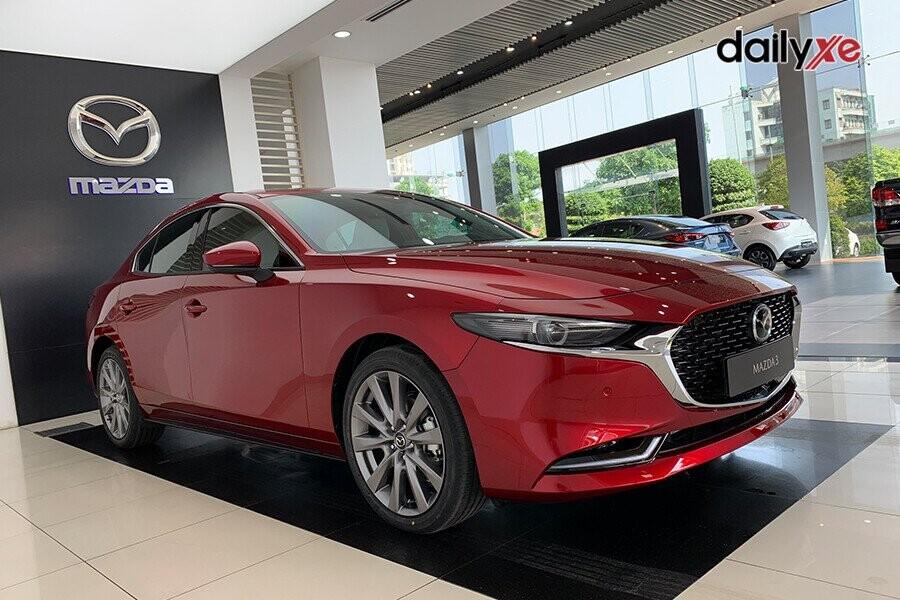 Mazda 3 2020 là chiếc Sedan sở hữu phong cách trẻ trung