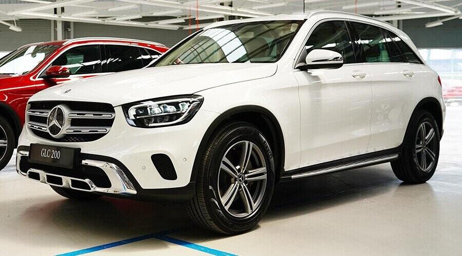 Mercedes-Benz GLC 200 thiết kế sang trọng