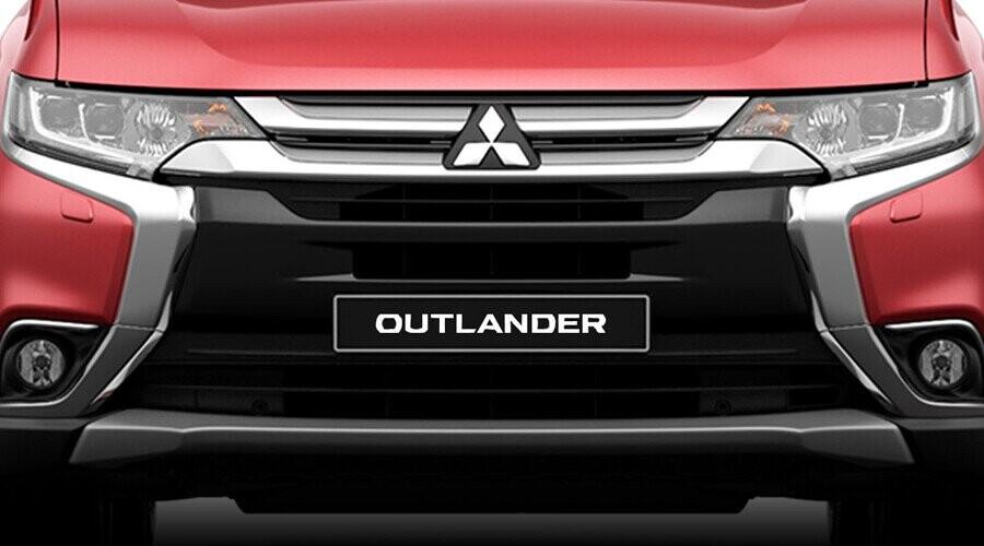 Ngoại thất Mitsubishi Outlander CVT 2.4 Premium - Hình 4