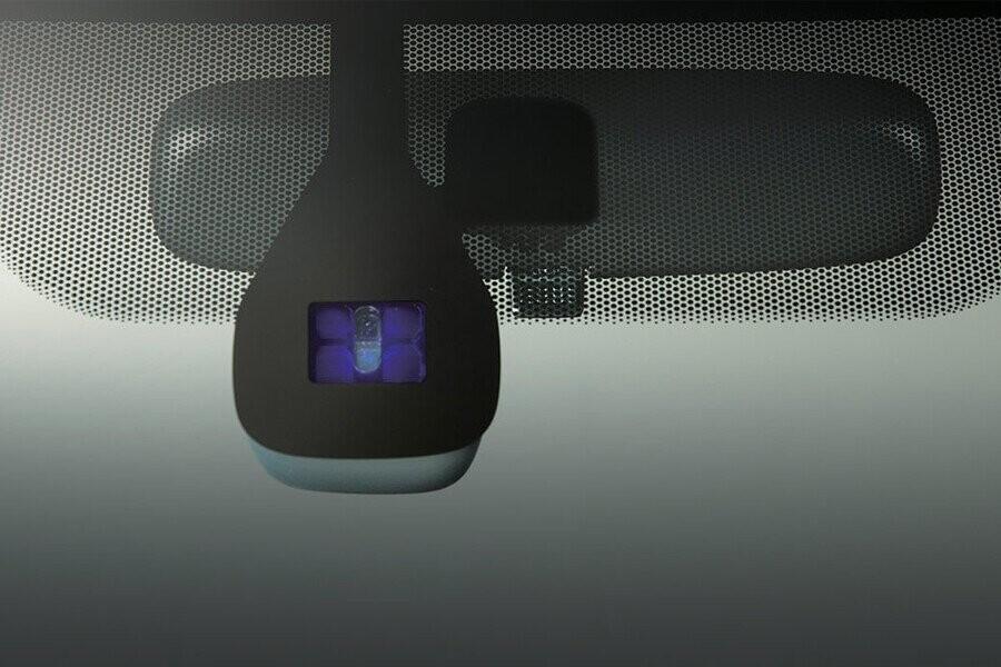 Cảm biến chiếu sáng và hệ thống gạt mưa Mitsubishi Tritron