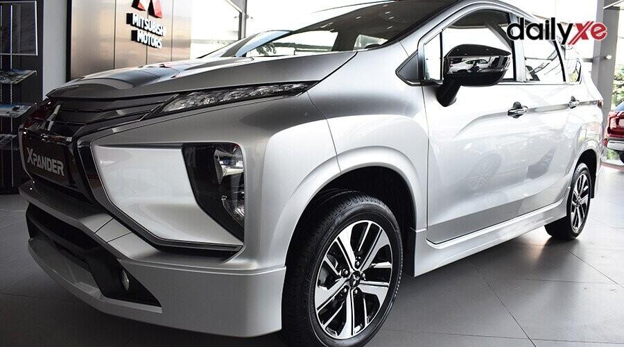 Xpander với thiết kế Dynamic Shield thế hệ mới mang phong cách sang trọng