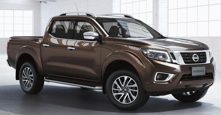 Nissan Navara xe bán tải mạnh mẽ nhất