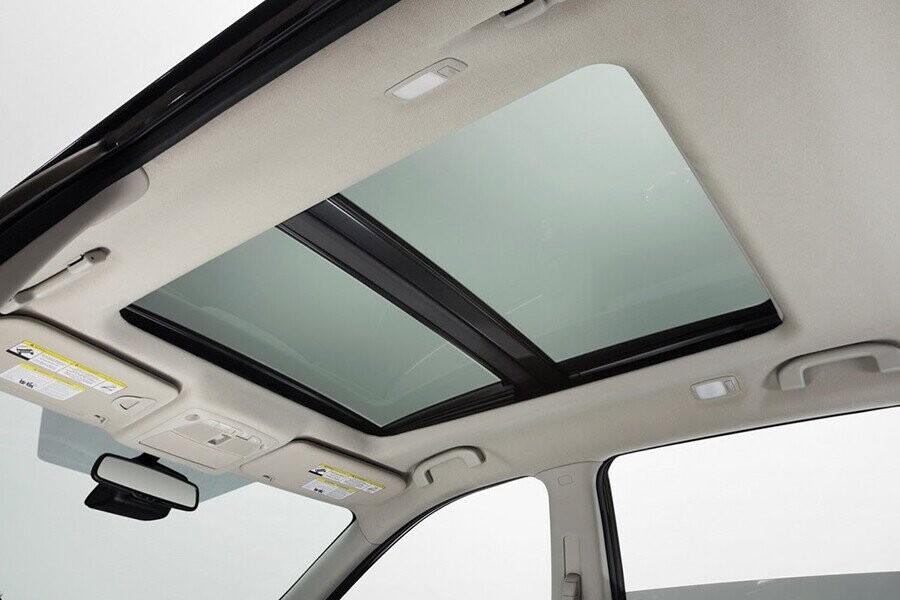 Cửa Sổ Trời Kép Panorama