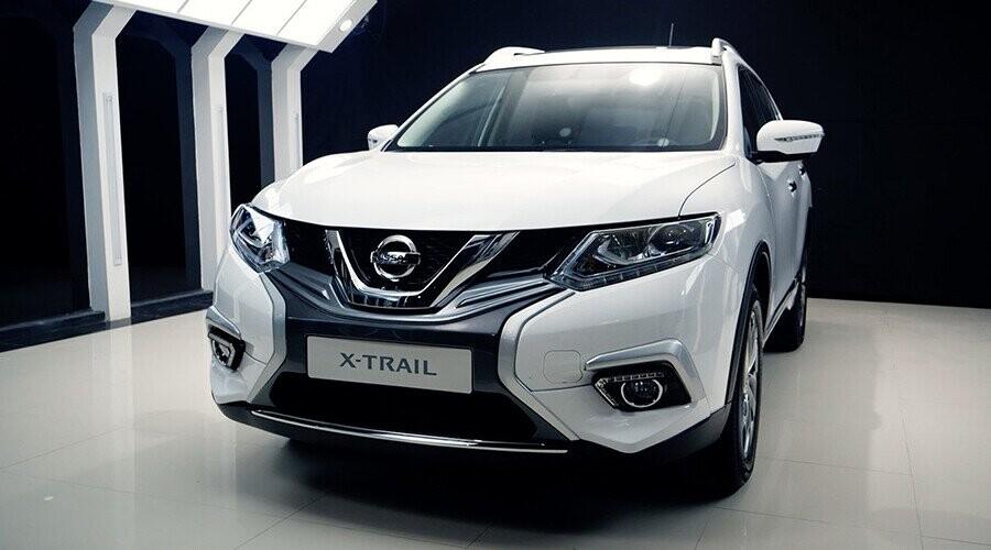 Nissan X-Trail toát lên sự sang trọng và rất đậm cá tính