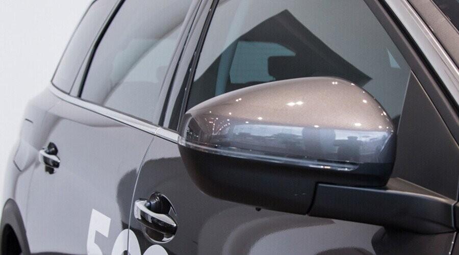 Gương chiếu hậu Peugeot 5008 tích hợp đèn rẽ báo