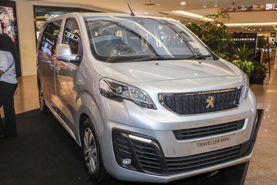 Peugeot Traveller mang đậm phong cách thiết kế Pháp