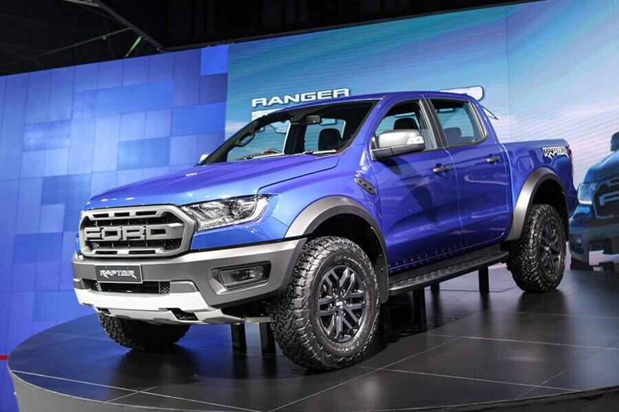 Ranger Raptor được thiết kế và chế tạo hoàn hảo