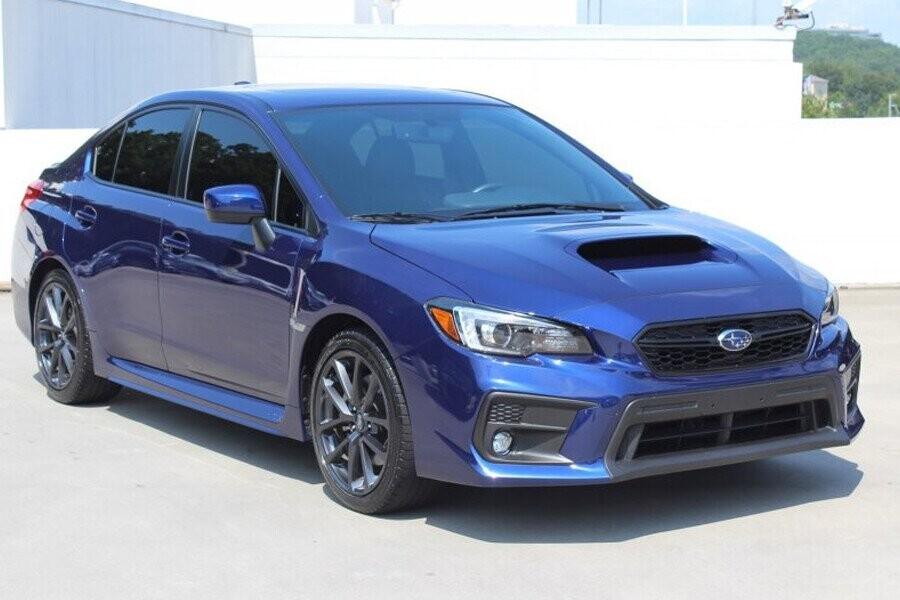 Subaru WRX thiết kế thể thao