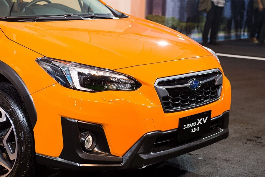 Subaru diện mạo cá tính và trẻ trung