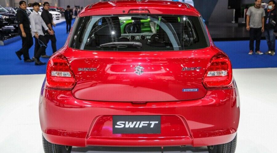 Suzuki Swift thiết kế đẹp mắt