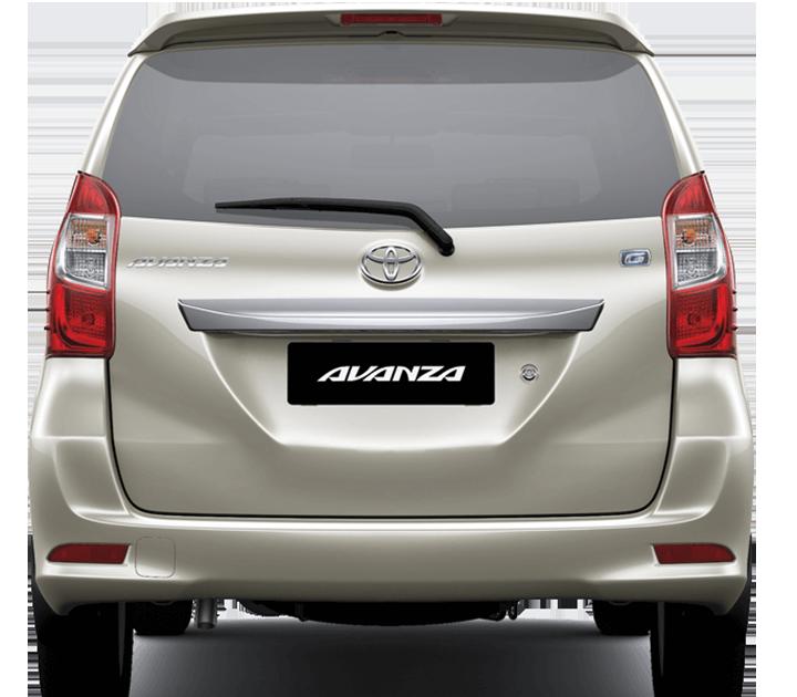 Phần đuôi xe với các đường gân dập nổi cùng thanh nẹp crom toát lên vẻ cá tính