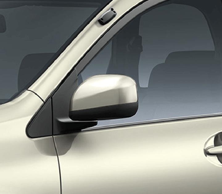 Gương chiếu hậu có chức năng chỉnh điện và tích hợp đèn báo rẽ