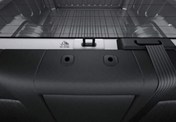 Khoang chở hàng có sức chứa lớn, được thiết kế tối ưu cho việc tháo dỡ đồ đạc
