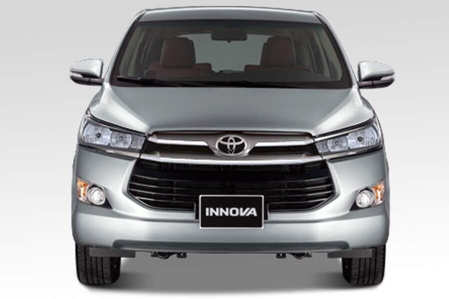 Ngoại thất Toyota Innova 2018 2.0G - Hình 1