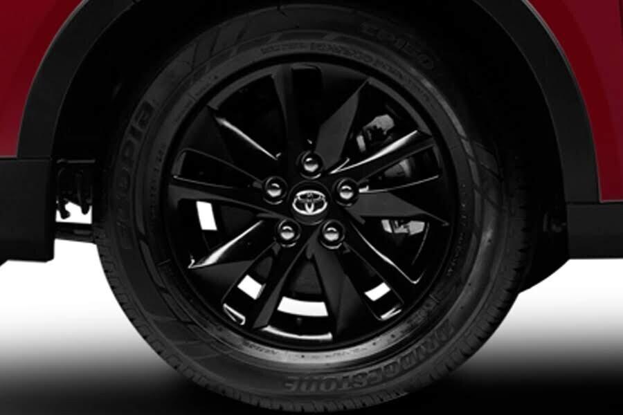 Ngoại thất Toyota Innova Venturer - Hình 8
