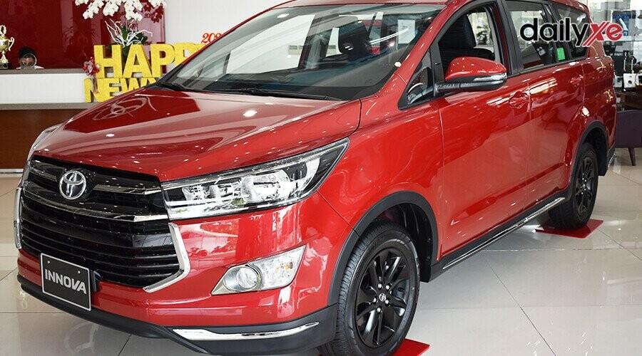 Tổng quan Toyota Innova Venturer