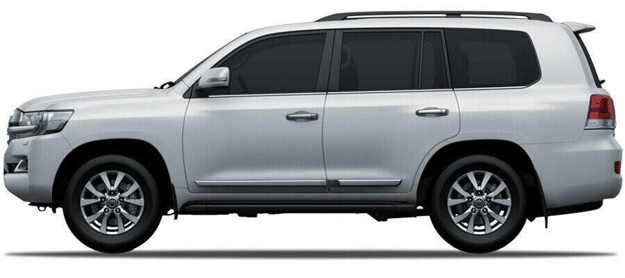 Ngoại thất Toyota Land Cruiser - Hình 1