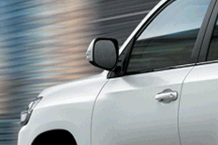 Ngoại thất Toyota Land Cruiser - Hình 3