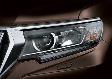 Cụm đèn pha sử dụng công nghệ LED tiên tiến.