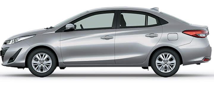 Hong xe các đường dập nổi chạy dọc suốt thân xe kết hợp cùng thiết kế cụm cửa kính nối dài giúp tăng cảm giác chiều dài cho thân xe