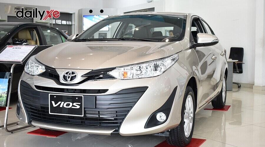 Toyota 2020 thiết kế sang trọng
