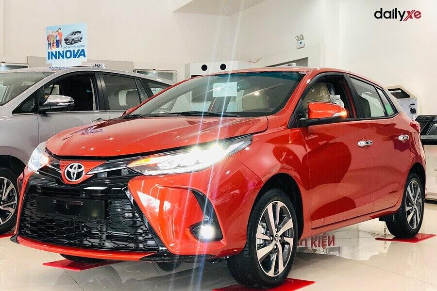 Tổng quan Toyota Yaris