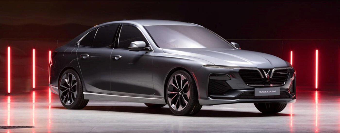 Tổng quan VinFast Lux A2.0 Sedan