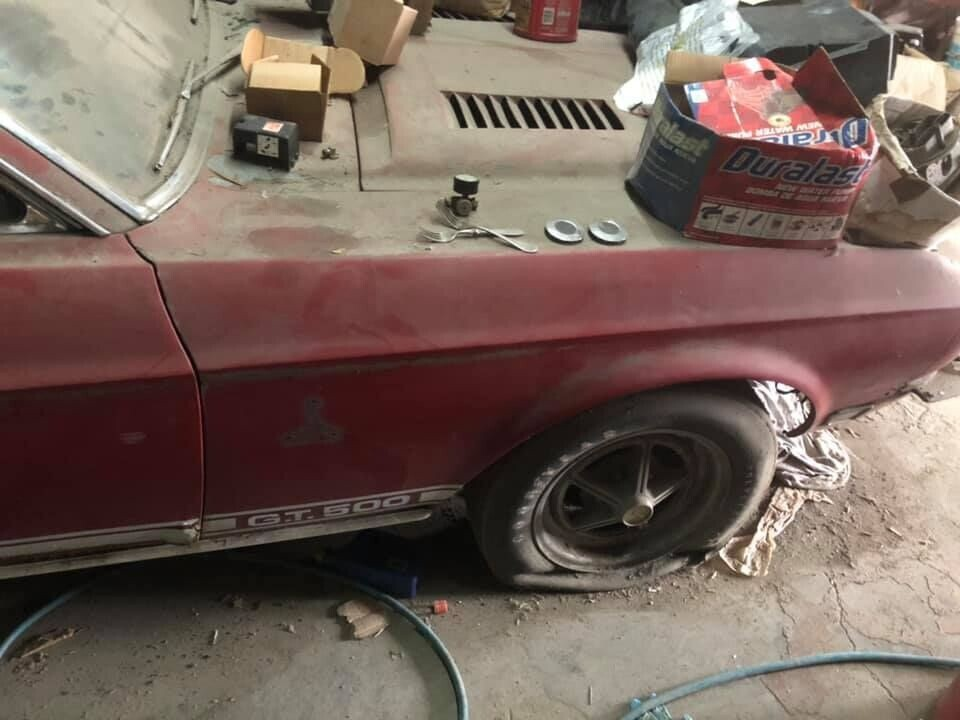 'Ngua hoang' Ford Mustang doi dau bo hoang 30 nam trong nha kho hinh anh 3 3.jpg