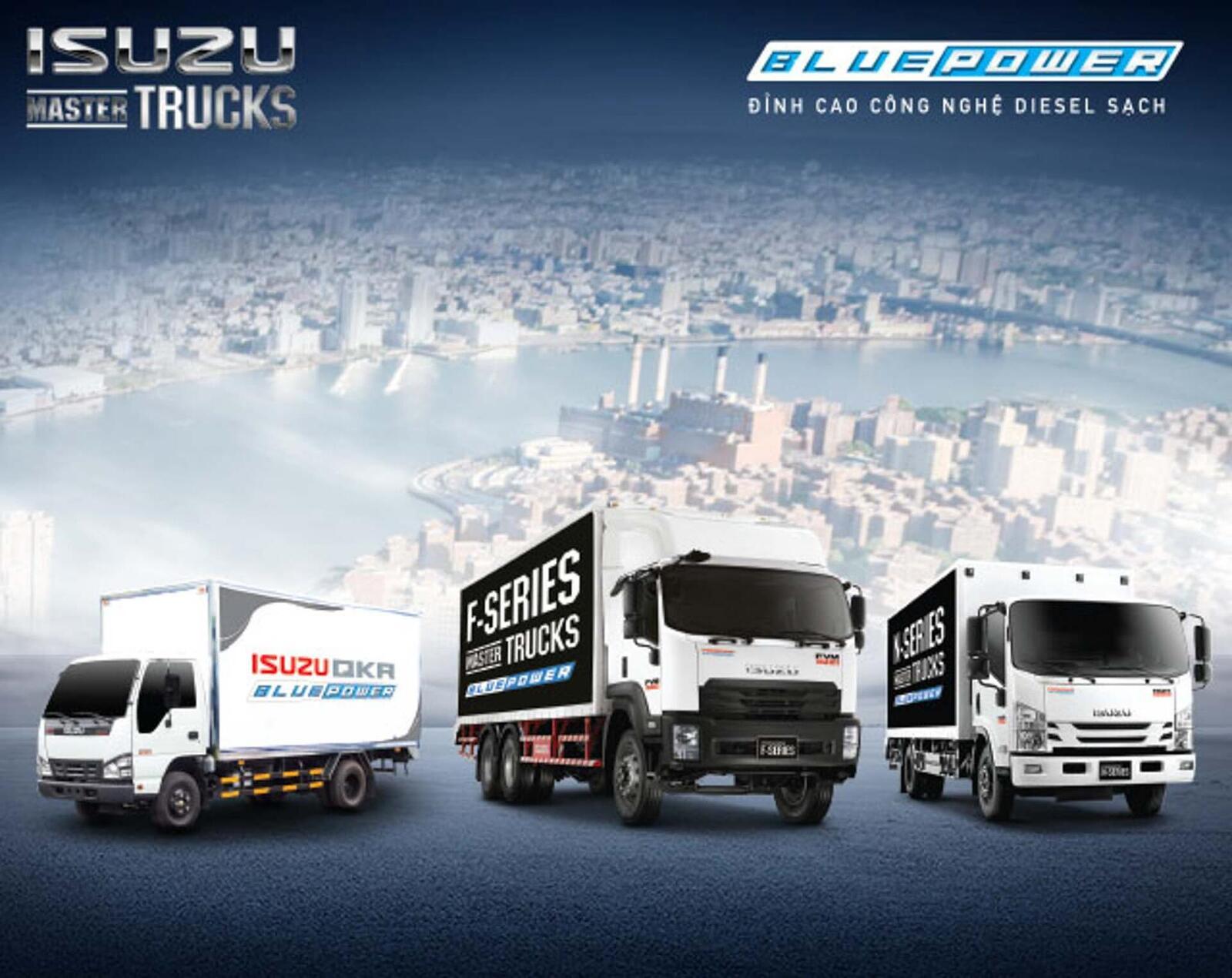 Nhìn lại một năm đáng nhớ của thế hệ xe tải Isuzu mới - Hình 2