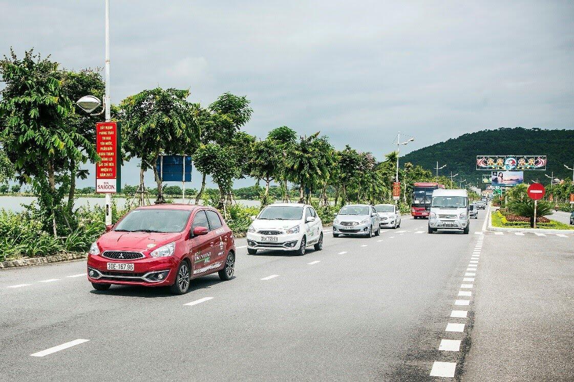 Nhìn lại những khoảnh khắc ấn tượng tại Mitsubishi Eco Drive Challenge - Hình 3