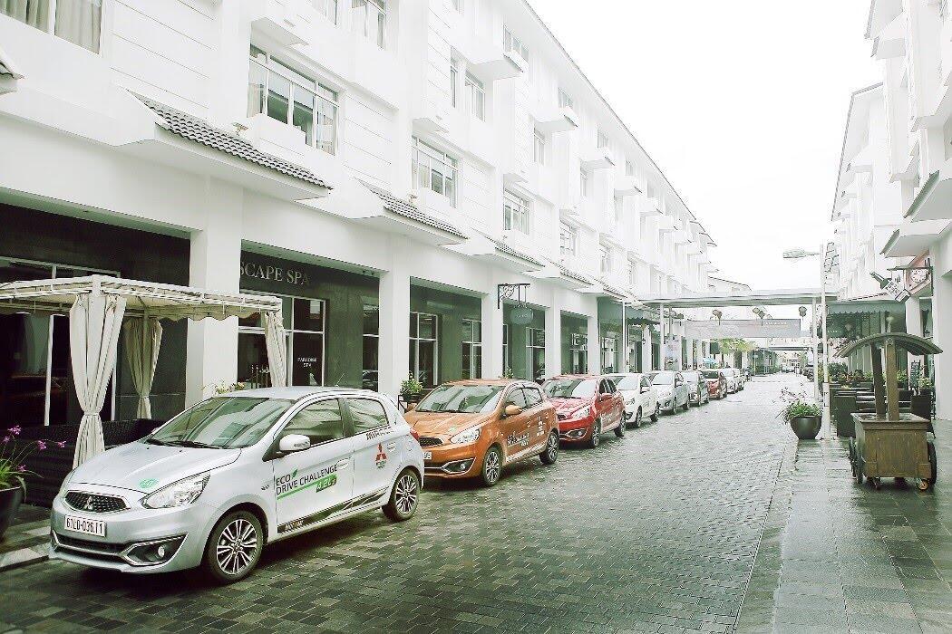 Nhìn lại những khoảnh khắc ấn tượng tại Mitsubishi Eco Drive Challenge - Hình 7