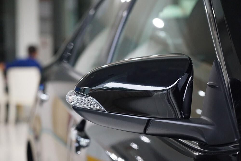 Những điều cần biết về độ gương gập điện trên ô tô