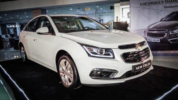 Những lựa chọn ôtô tầm giá 600 triệu cho khách Việt - Hình 13