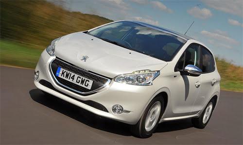 Những mẫu ôtô người châu Âu thích dùng nhất - Hình 5