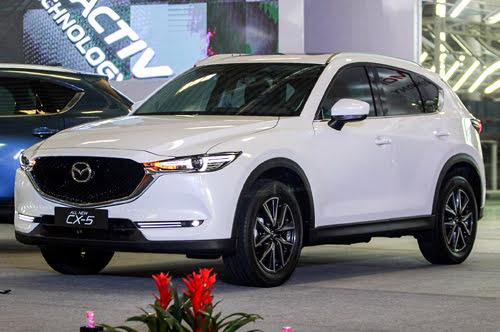 Những mẫu ôtô tâm điểm của thị trường Việt 2017 - Hình 2