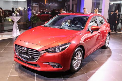 Những mẫu ôtô tâm điểm của thị trường Việt 2017 - Hình 4