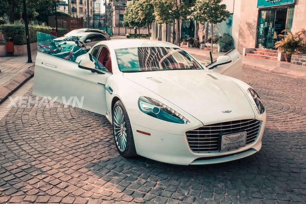 Những mẫu xe của Aston Martin được công chúng Việt Nam trông đợi - Hình 1