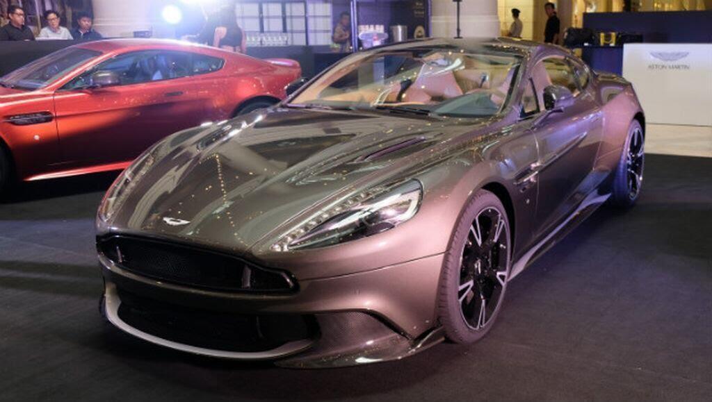Những mẫu xe của Aston Martin được công chúng Việt Nam trông đợi - Hình 2