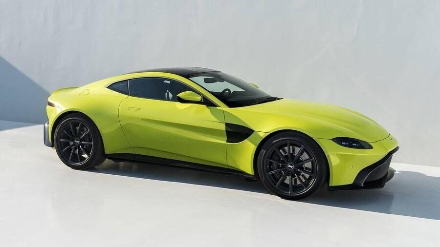 Những mẫu xe của Aston Martin được công chúng Việt Nam trông đợi - Hình 4