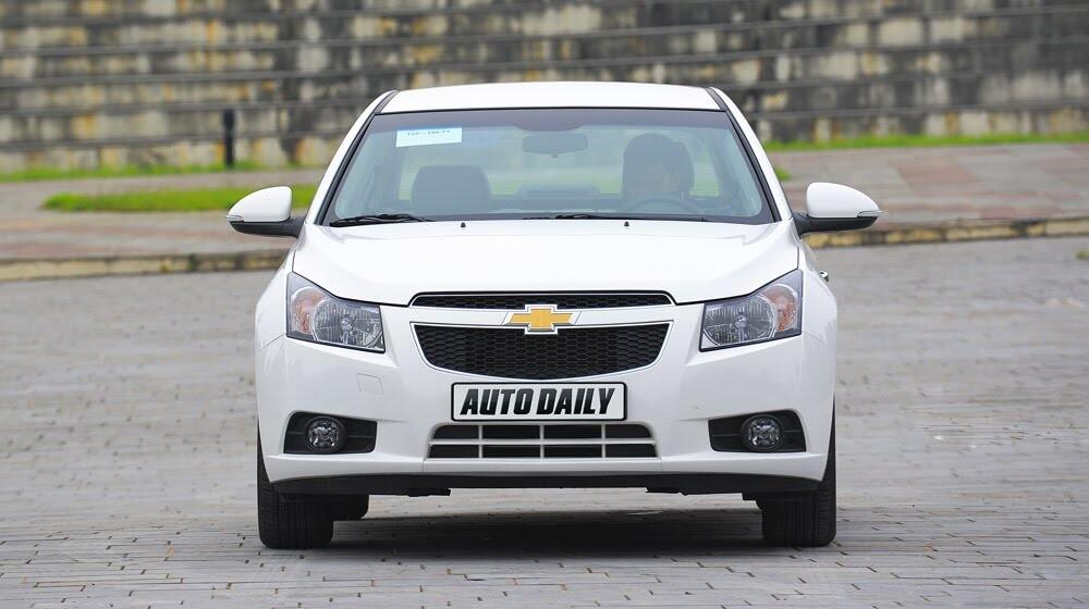 Những tiện ích trên Chevrolet Cruze LTZ 2014 - Hình 2
