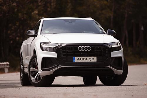 Những trang bị chinh phục đại gia Việt của Audi Q8