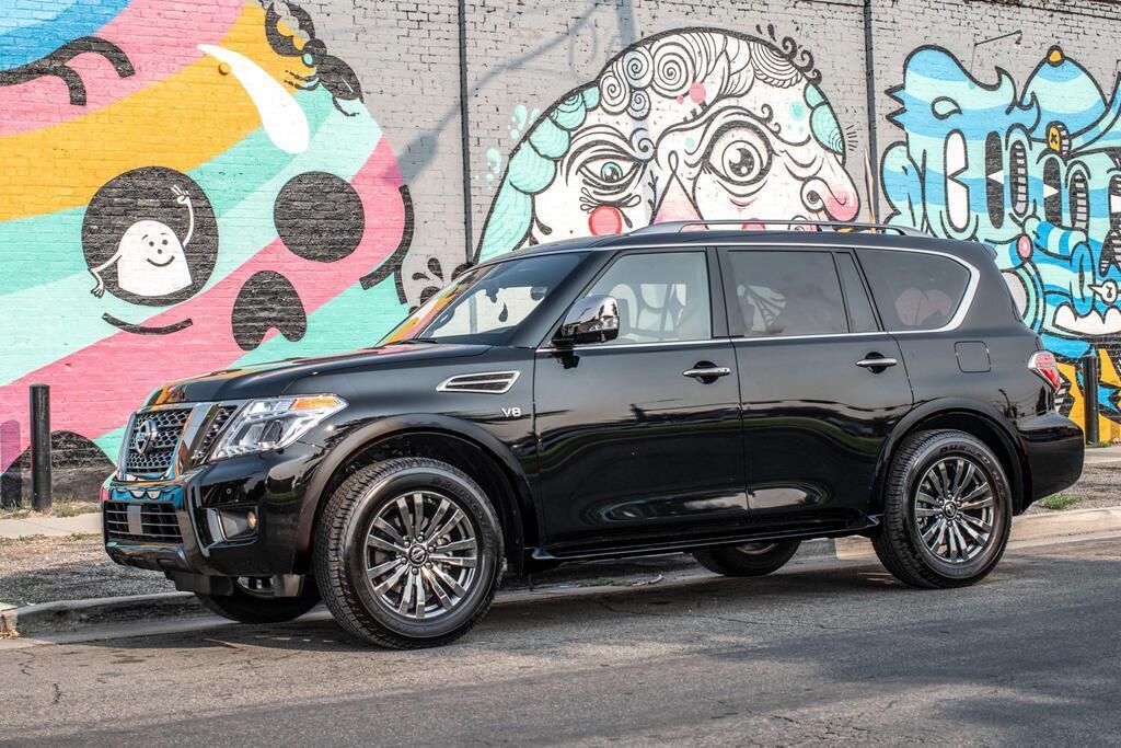 Nissan Armada 2019 chốt giá từ 46.000 USD - Hình 1