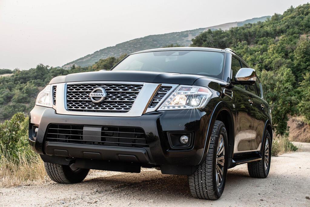 Nissan Armada 2019 chốt giá từ 46.000 USD - Hình 2