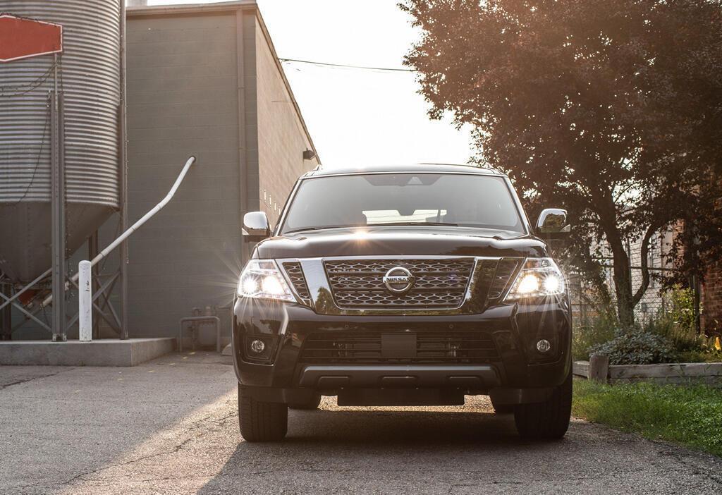 Nissan Armada 2019 chốt giá từ 46.000 USD - Hình 3