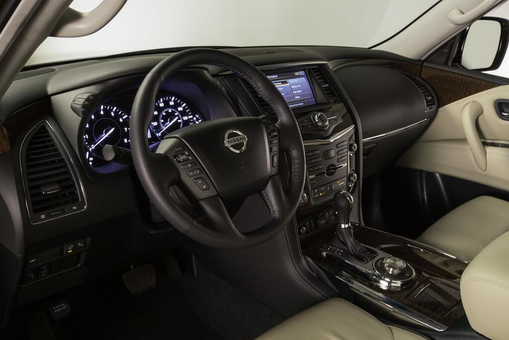 Nissan Armada 2019 chốt giá từ 46.000 USD - Hình 4