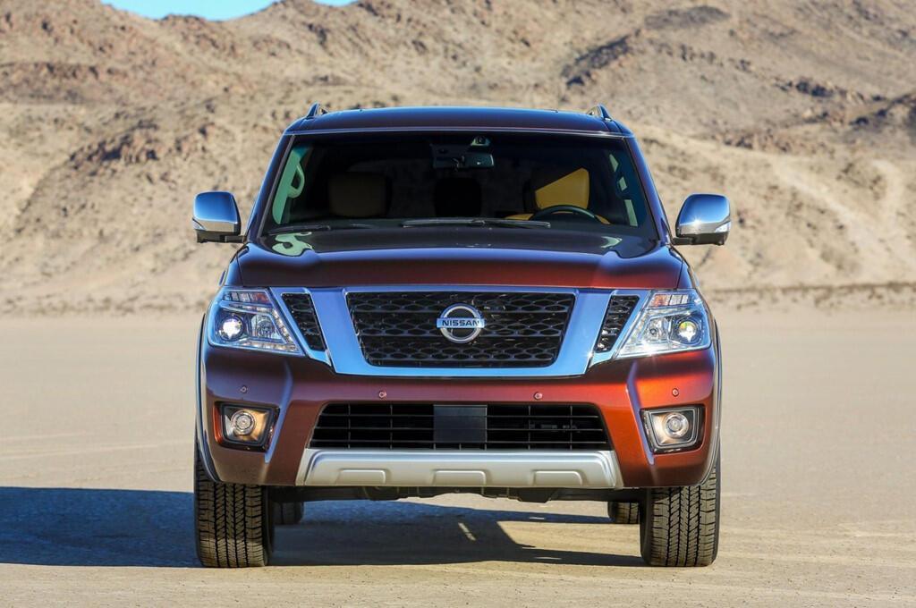 Nissan Armada 2019 chốt giá từ 46.000 USD - Hình 5