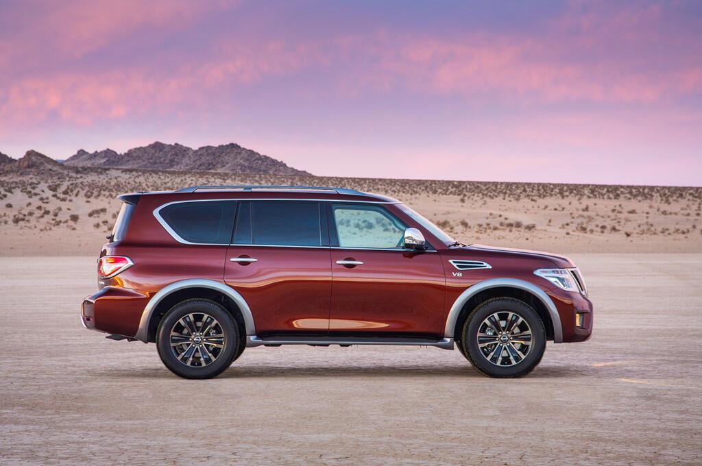 Nissan Armada 2019 chốt giá từ 46.000 USD - Hình 6