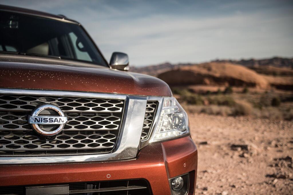 Nissan Armada 2019 chốt giá từ 46.000 USD - Hình 8